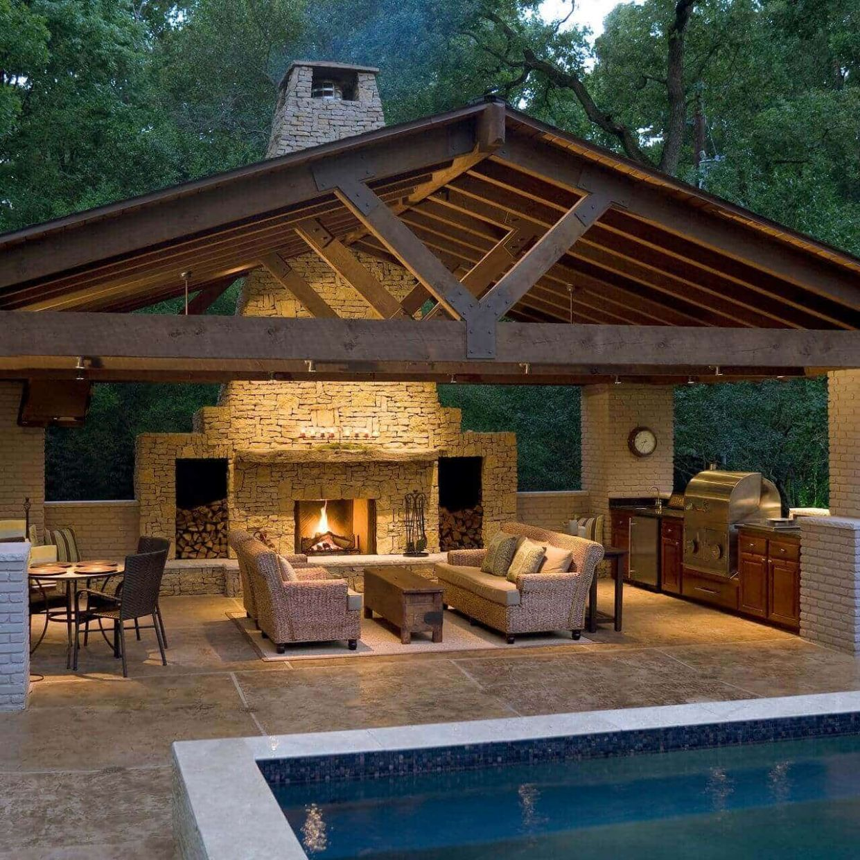 Best Pool House Design Ideas That Complete Your Dream - The ..