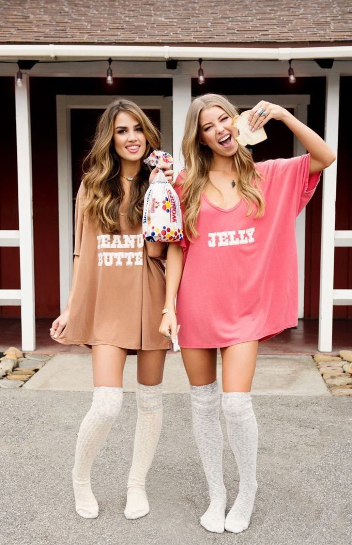 Bff costume.ideas (With images) | Halloween costumes friends, Best ...