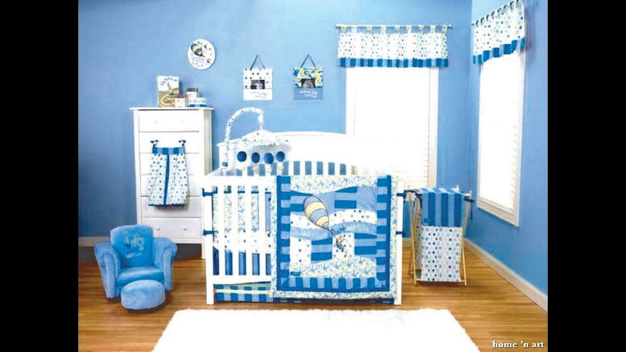 BLUE BABY ROOMS | BEST 12 BABY BOYS BLUE BEDROOM IDEAS - baby room for boy