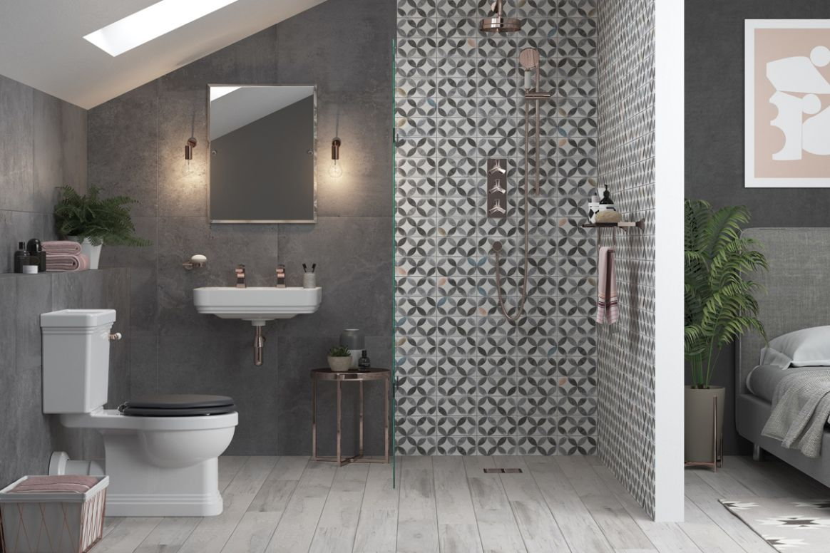 Blurring the Lines Between Form and Function in Bathroom Designs ...
