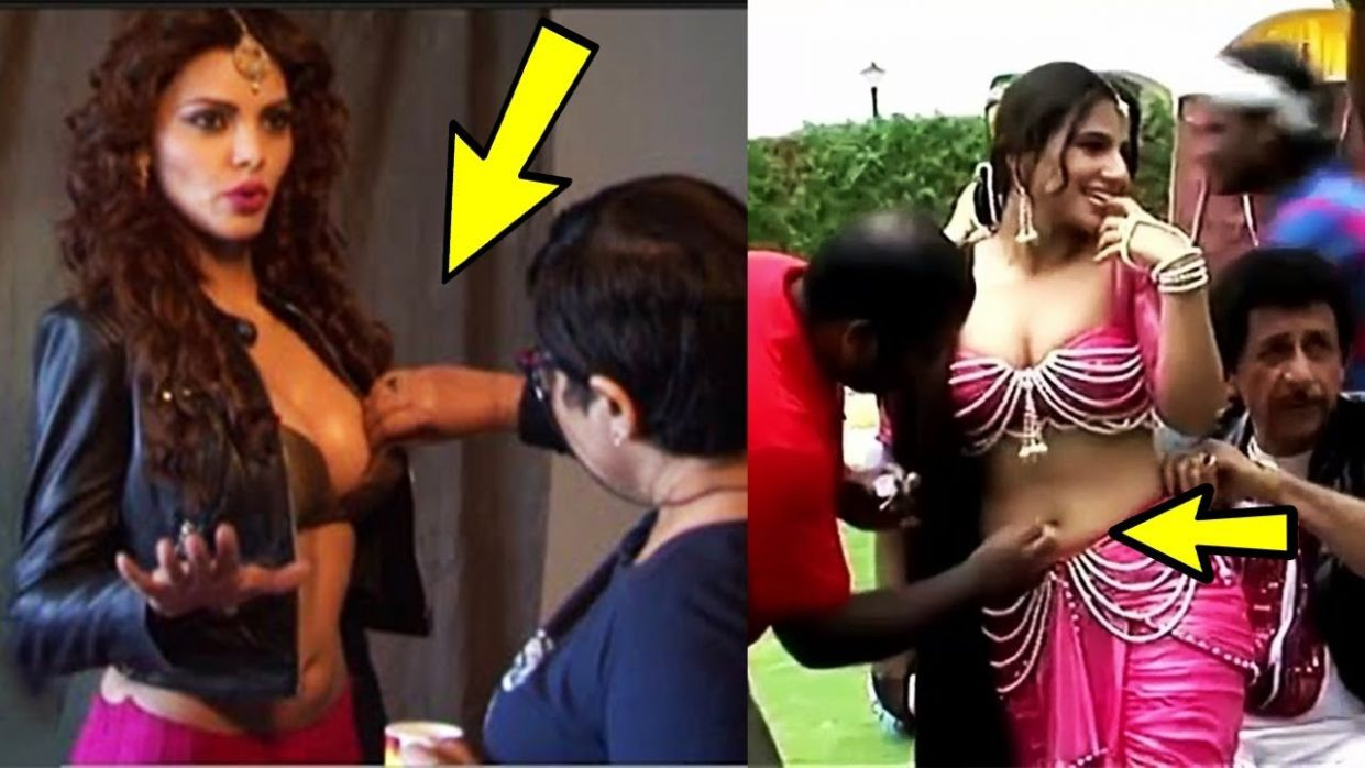 Bollywood Actress Unseen Makeup Room Moments 8