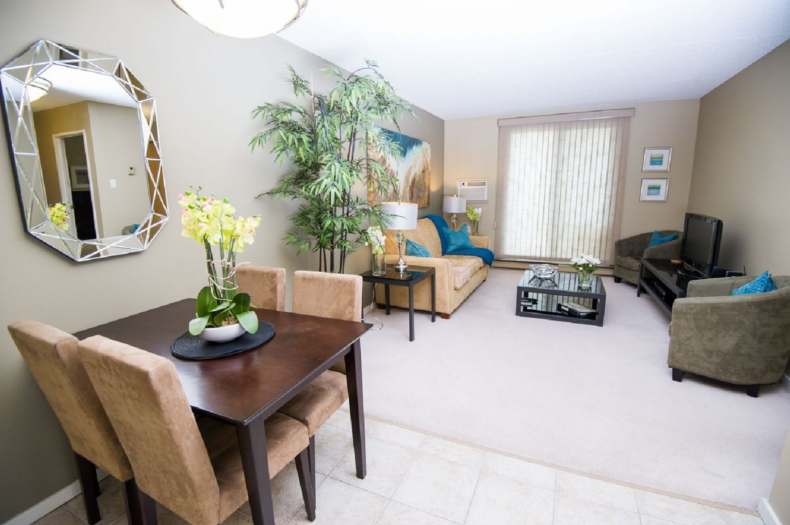 Book a beautiful one bedroom suite today and feel completely at ..