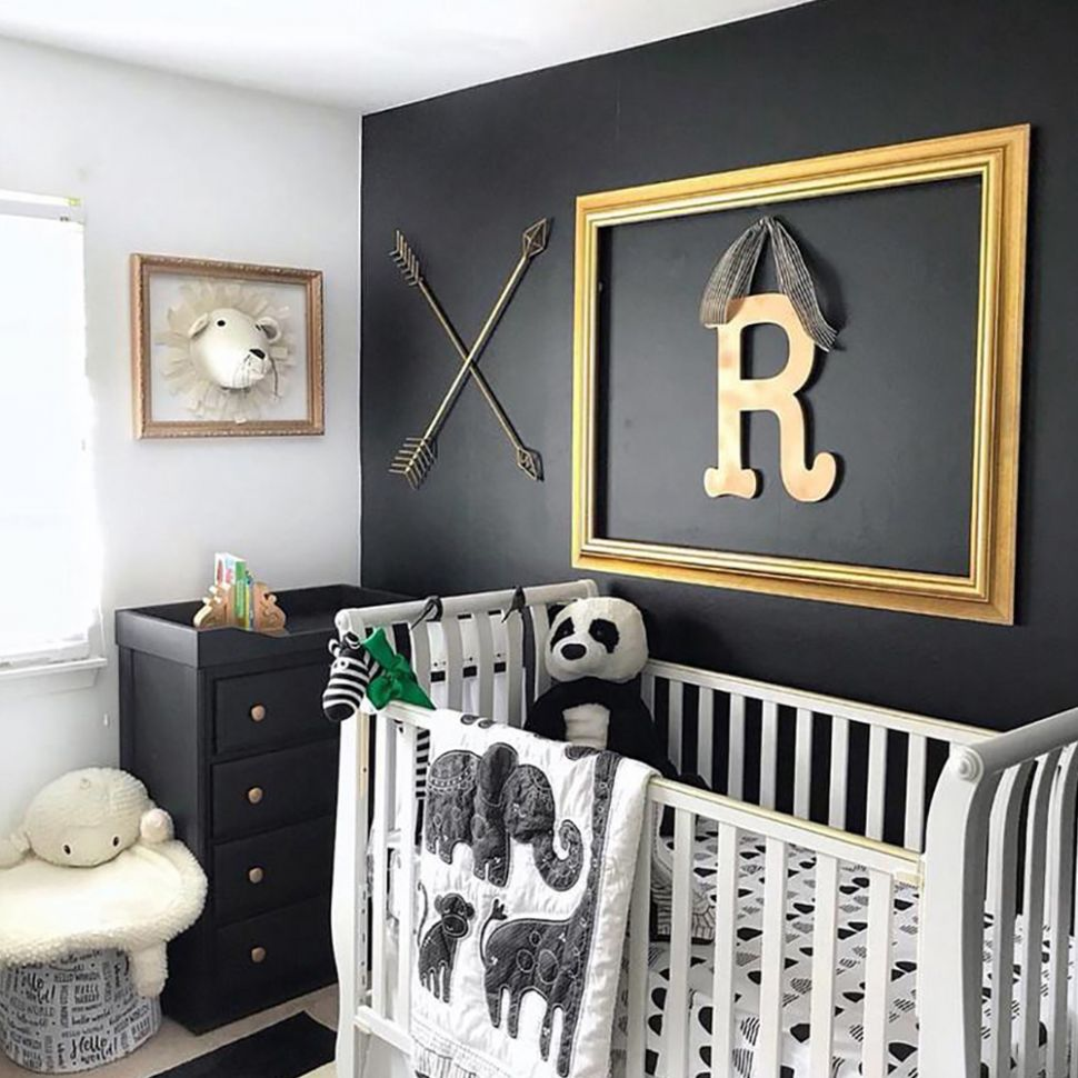 Boy Nursery Ideas - The Home Depot - baby room for boy