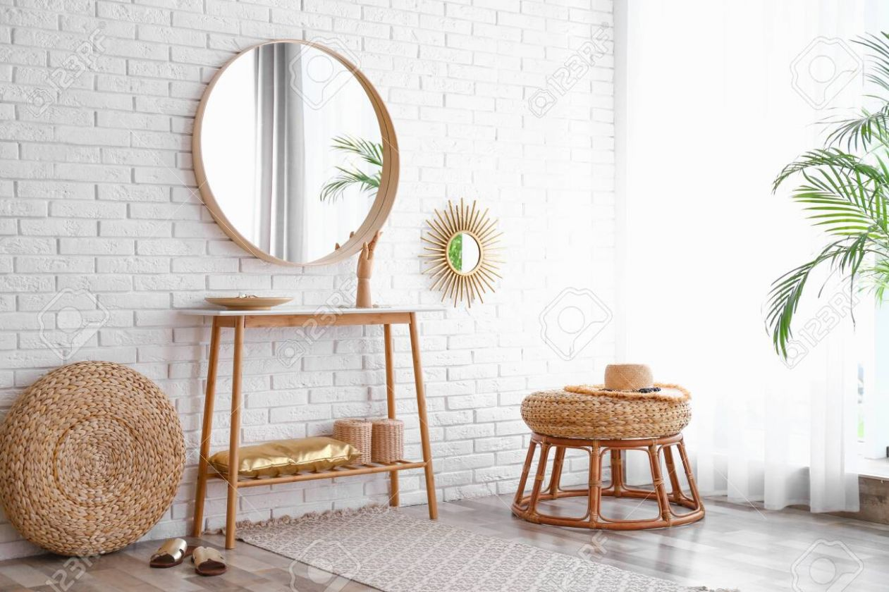 Brick Wall Decor Youtube Pinterest Stickers Exposed Decorating ..