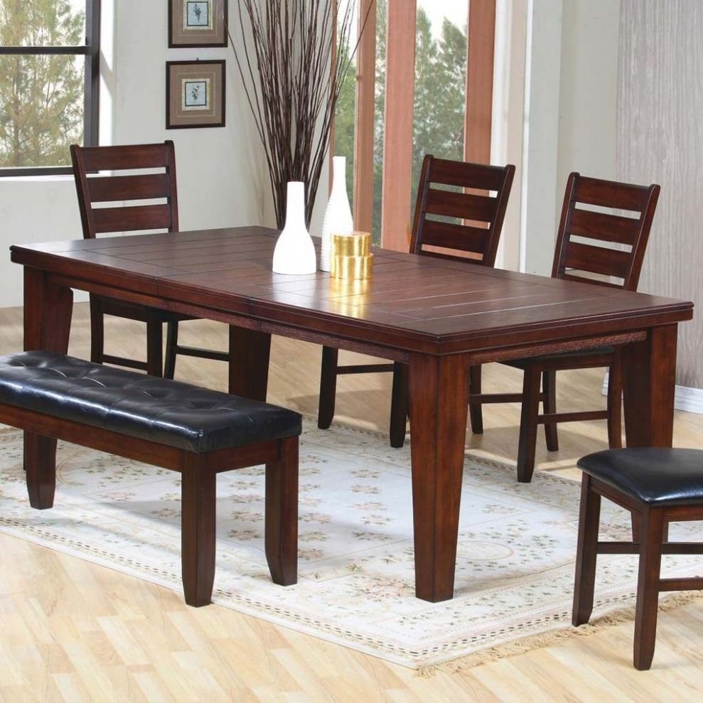 Brown dining room - large and beautiful photos. Photo to select ..