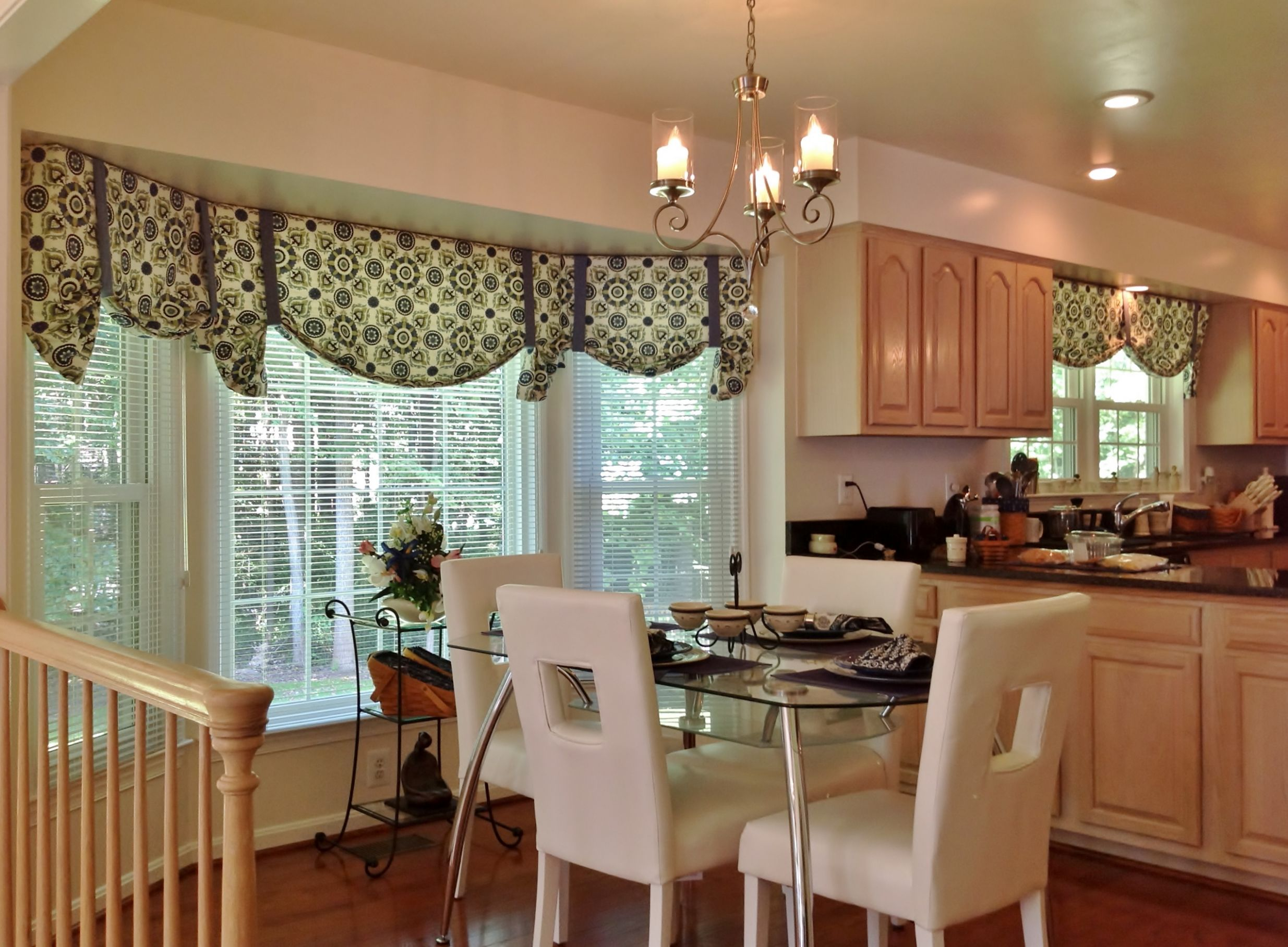 BUAT TESTING DOANG: Furnishings For A Sunroom - sunroom valance ideas