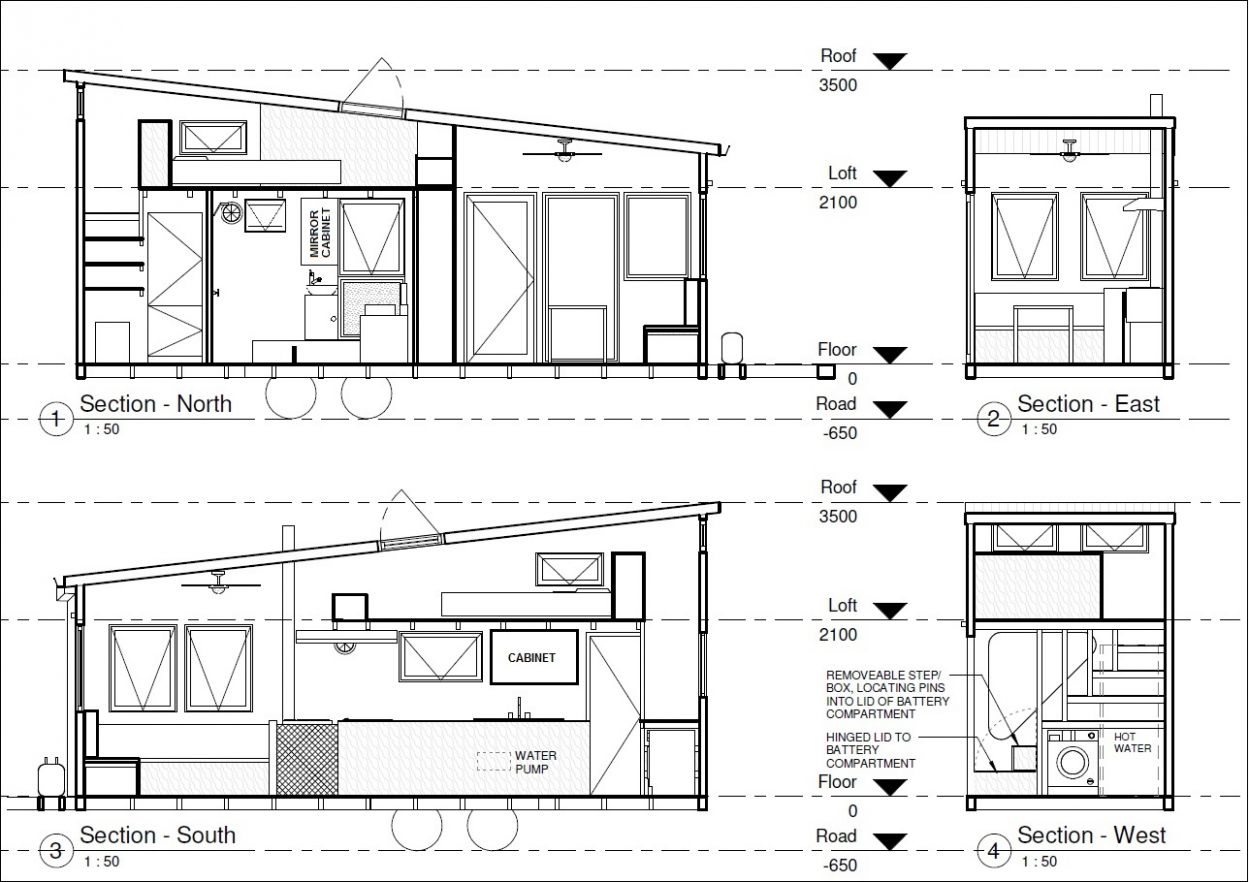 Building a Tiny House - Resilience