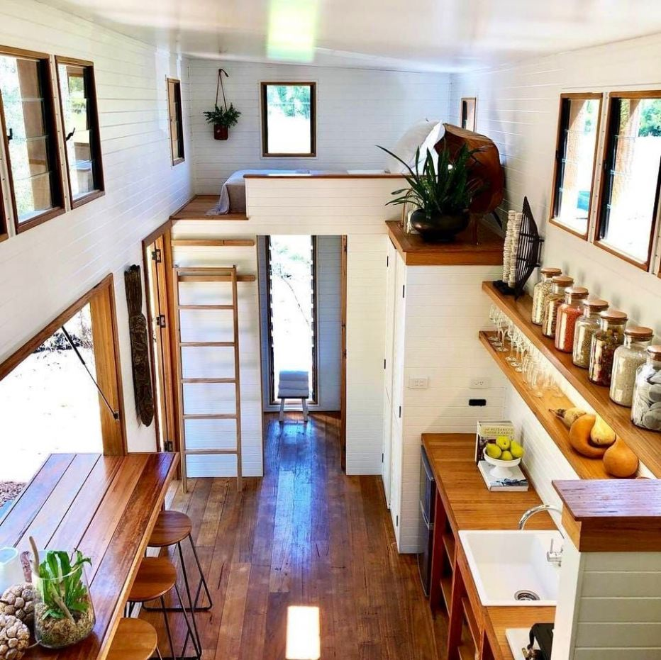 Byron Hinterland Tiny House - Tiny houses for Rent in Possum Creek ..