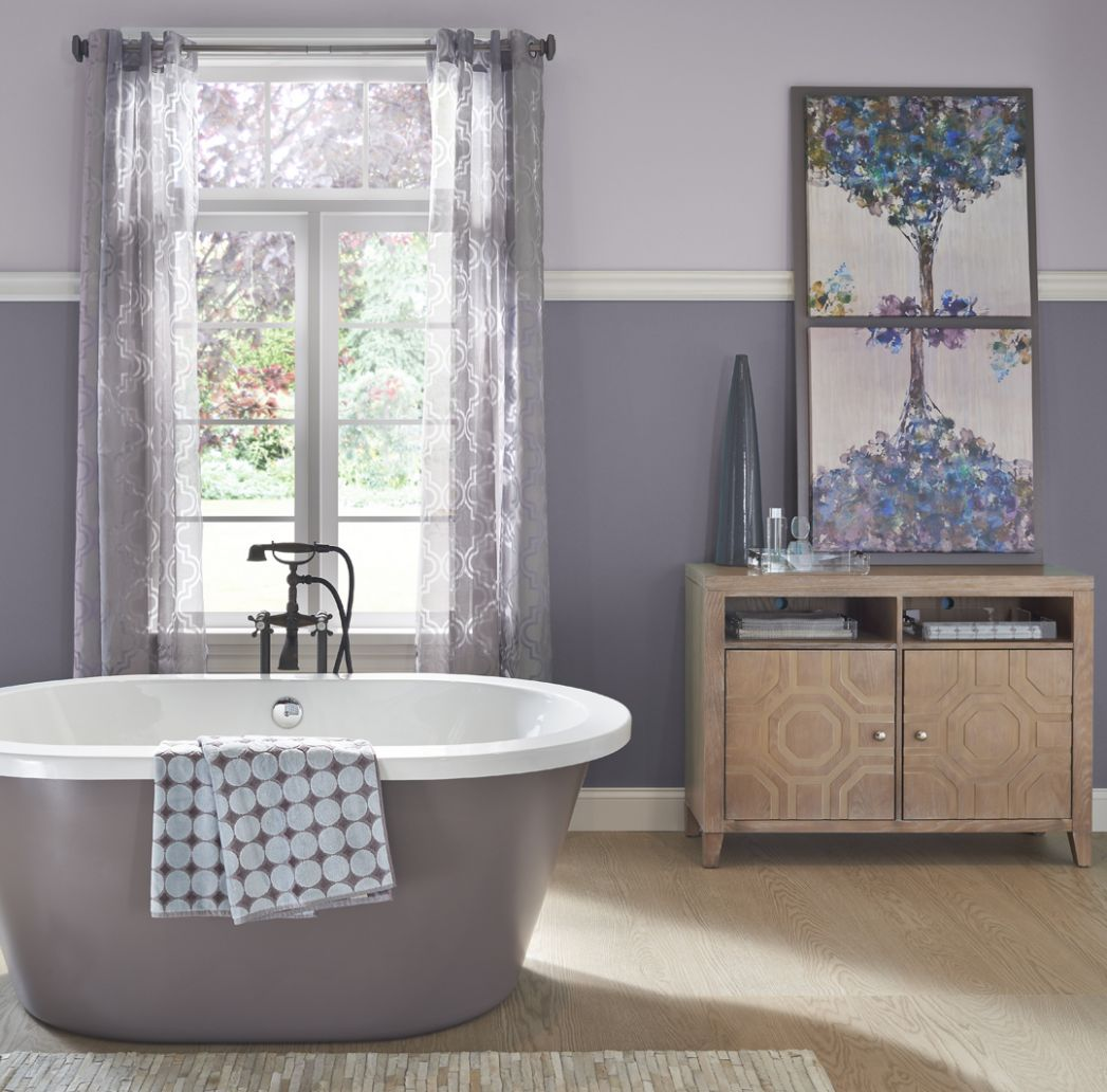 Calming Bathroom Ideas and Inspirational Paint Colors | Behr - bathroom ideas and colors