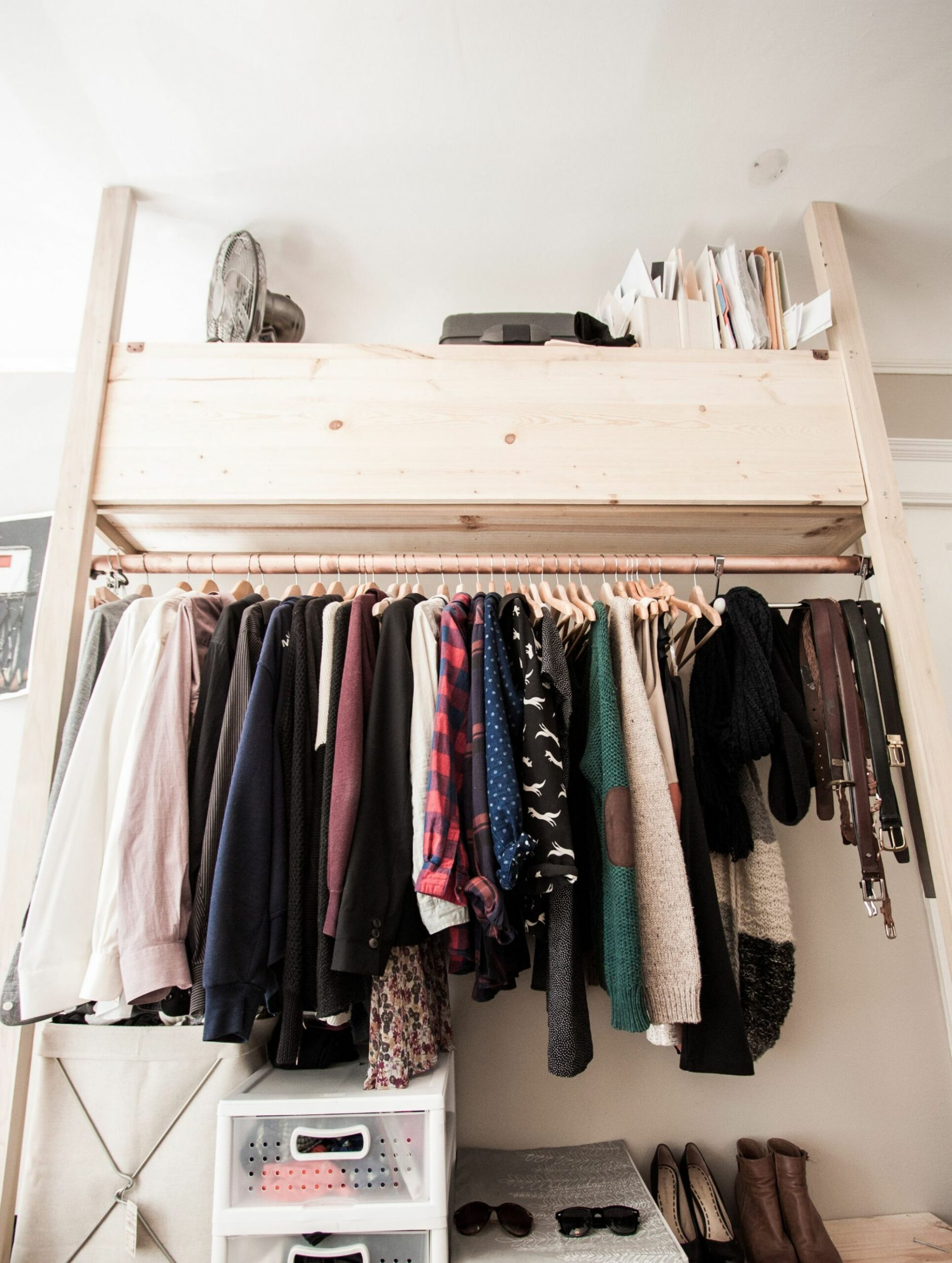 Can we talk about closets and storage? : femalefashionadvice