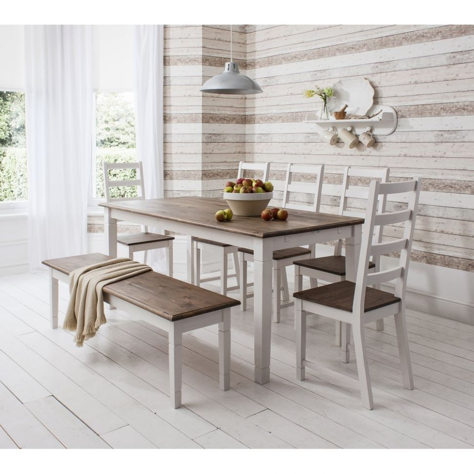 Canterbury Dining Table - small dining room ideas uk