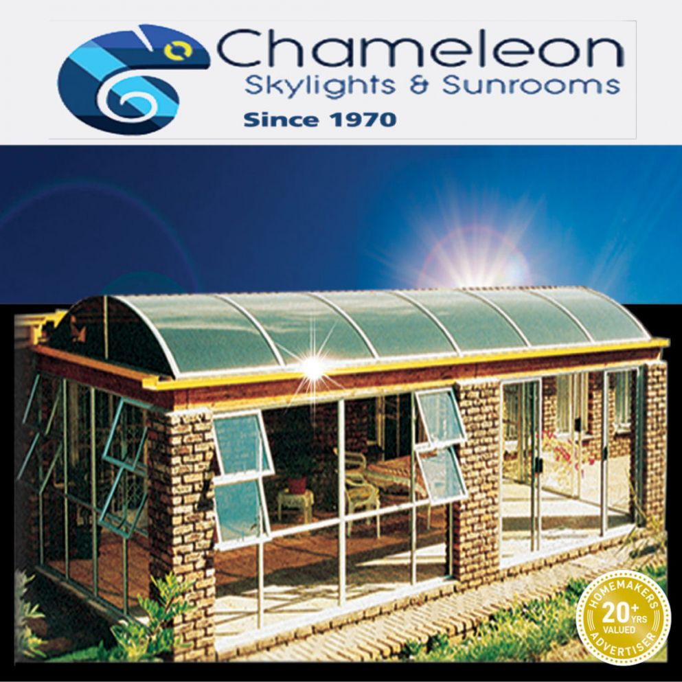 Chameleon Skylights and Sunrooms - Homemakers Online - sunroom ideas in south africa