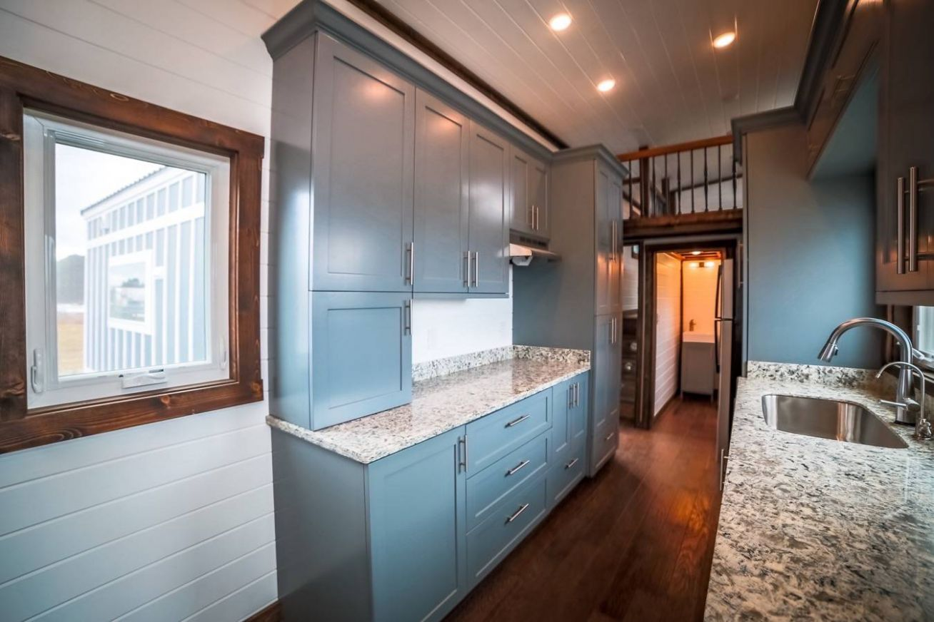 Chattanooga Tennessee RVIA Certified Custom Tiny House Builder ..