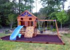 Cheap Backyard Ideas No Grass, DIY Backyard Ideas For Kids