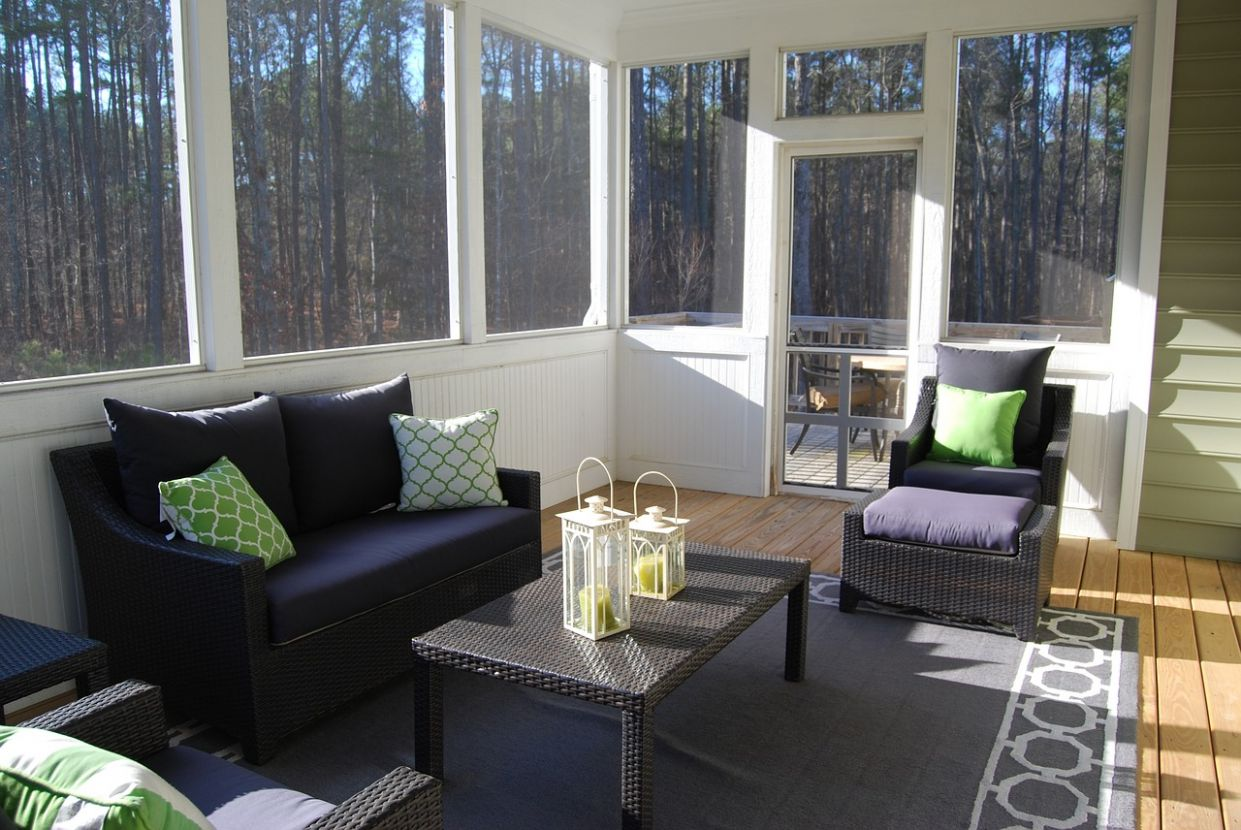 Cheap Sunroom Ideas - Sierraresgroup