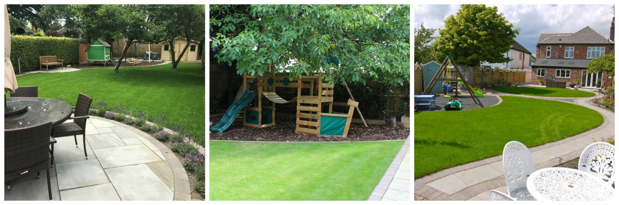 Child Friendly Garden Design