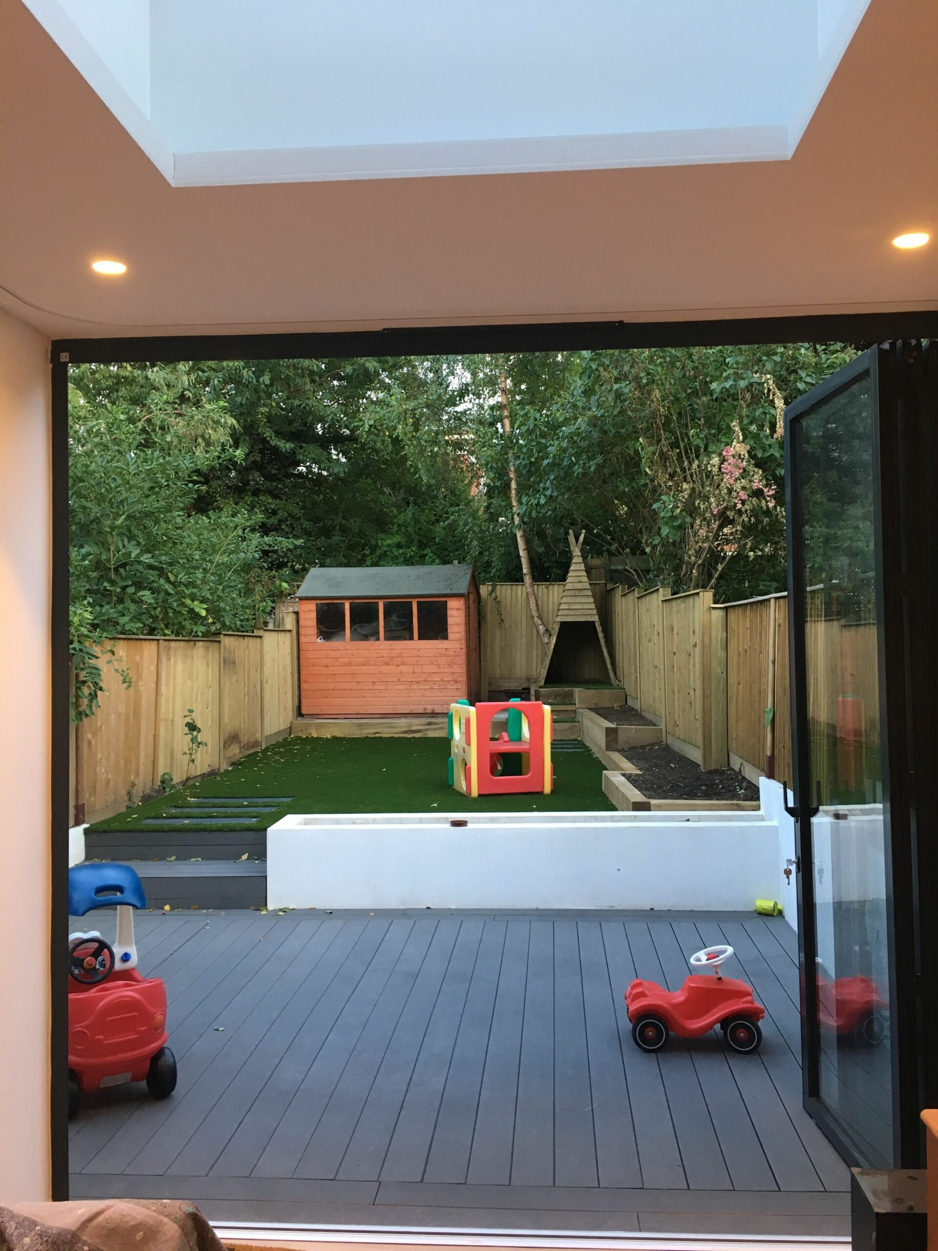 Child friendly garden, N10, London | Child friendly garden, Toddler ..