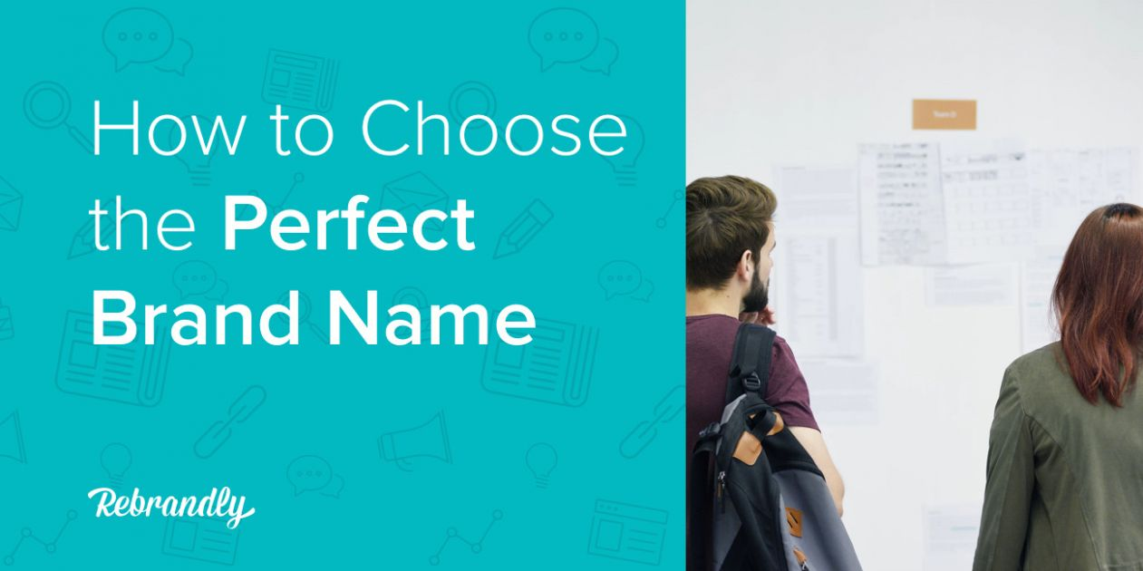 Choosing a brand name for your business: A 8-step guide - home office business name ideas