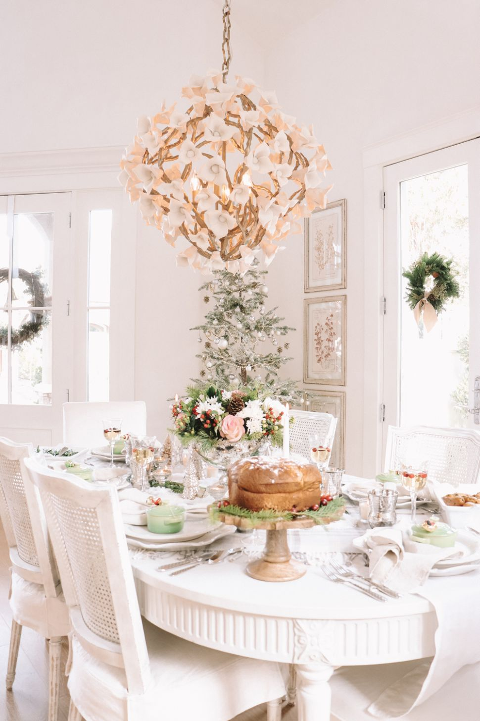 Christmas Dinner Party and Cookware Gift Ideas - KristyWicks