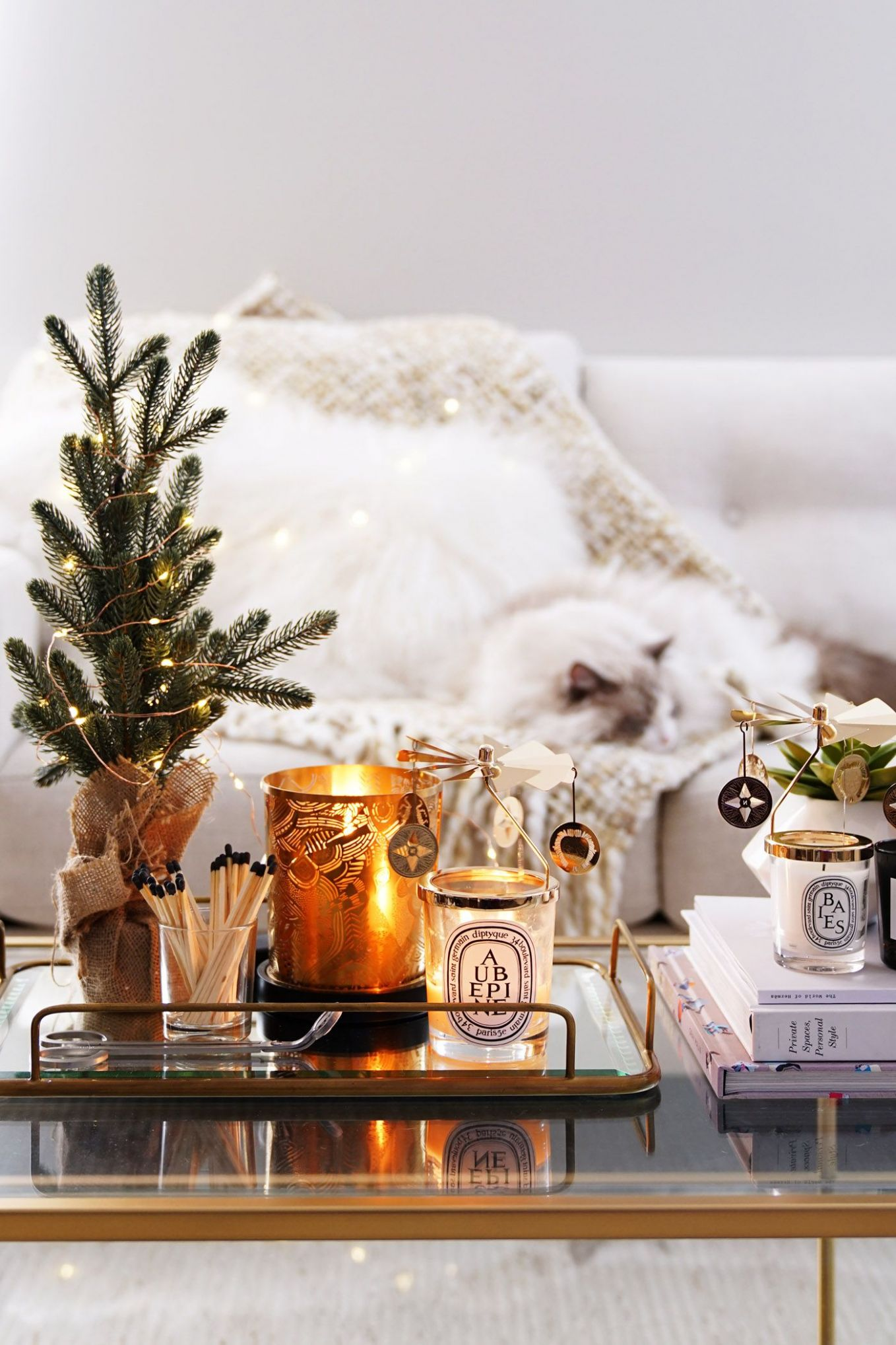 Christmas Home Decor + Cute Gift Wrap Finds (With images ...