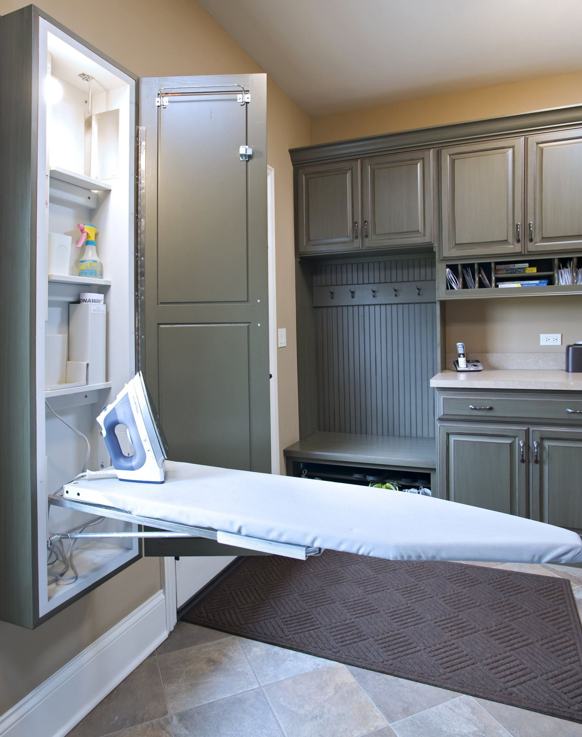 Clever Ideas to Make the Most of a Small Laundry Room (With images ...