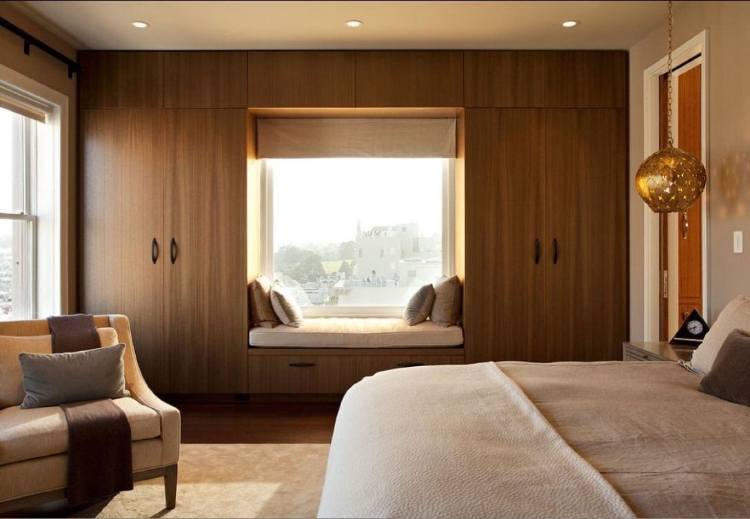 Clever Wardrobe Design Ideas For Out-Of-The-Box Bedrooms | Window ...