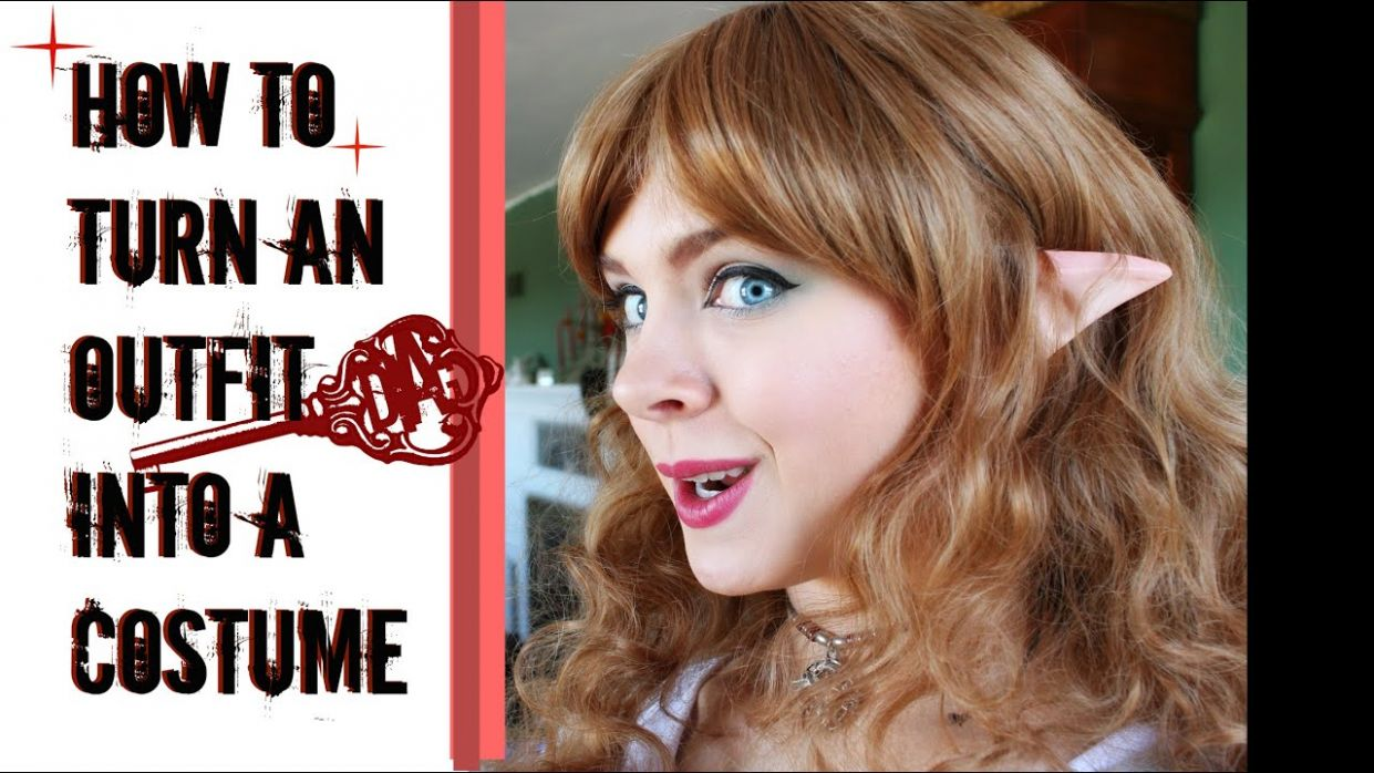 Closet Cosplay: How to Turn an Outfit into a Costume Cheap & Easy Cosplay  Ideas - closet cosplay ideas