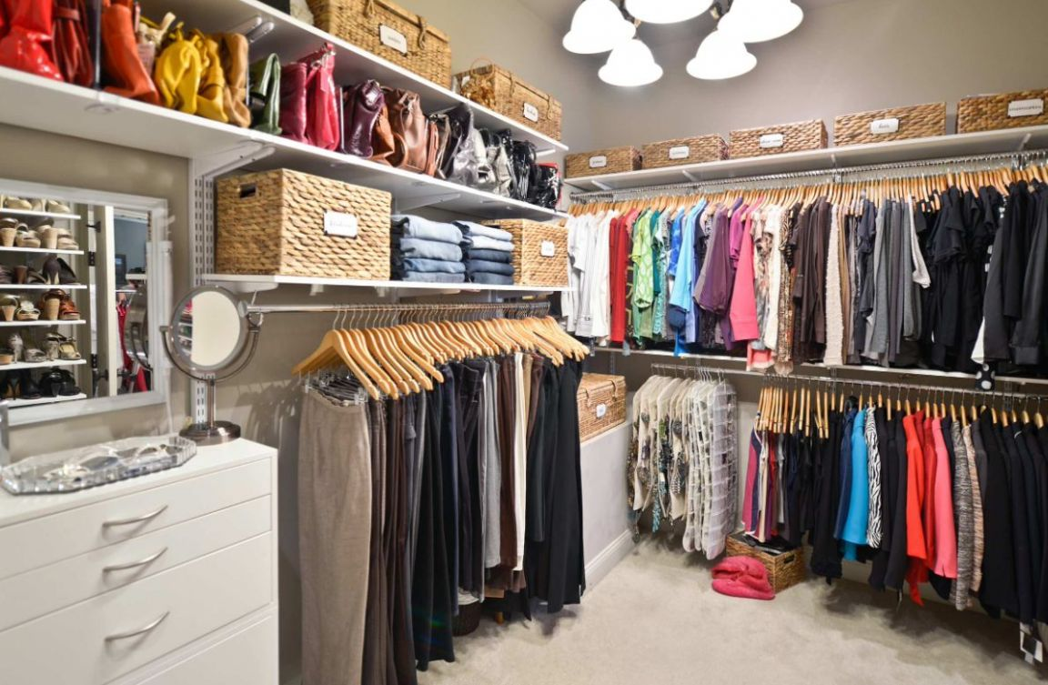 Closet Organization Ideas for Big and Small Spaces