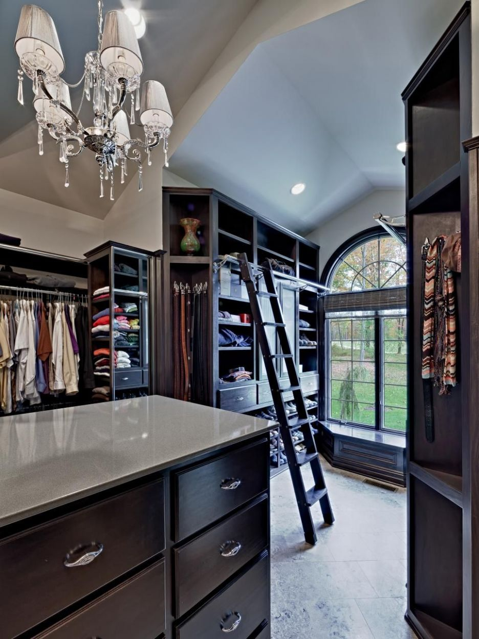 Closet Storage Ideas (With images) | Dream closets, Walk in closet ...