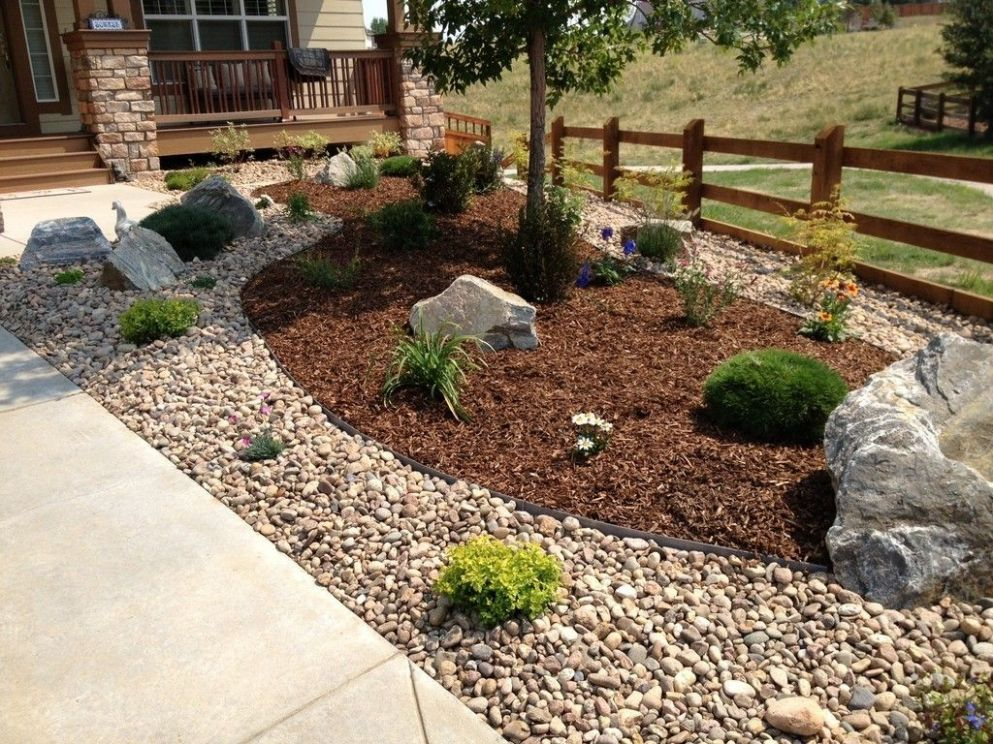 Colorado Front Yard Xeriscape Google Search | Yard | Pinterest ...