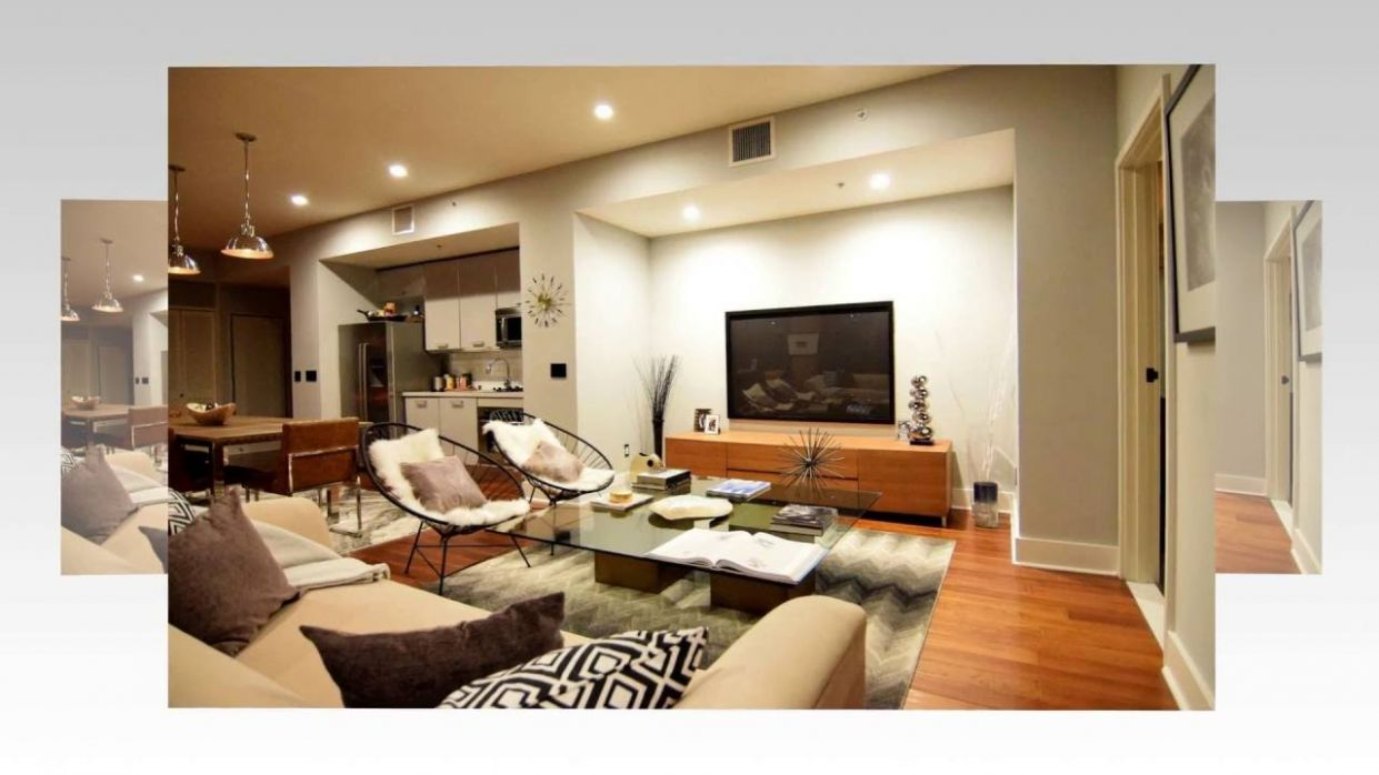 Combined Living Room And Dining Room Home Design Ideas - joint living and dining room ideas