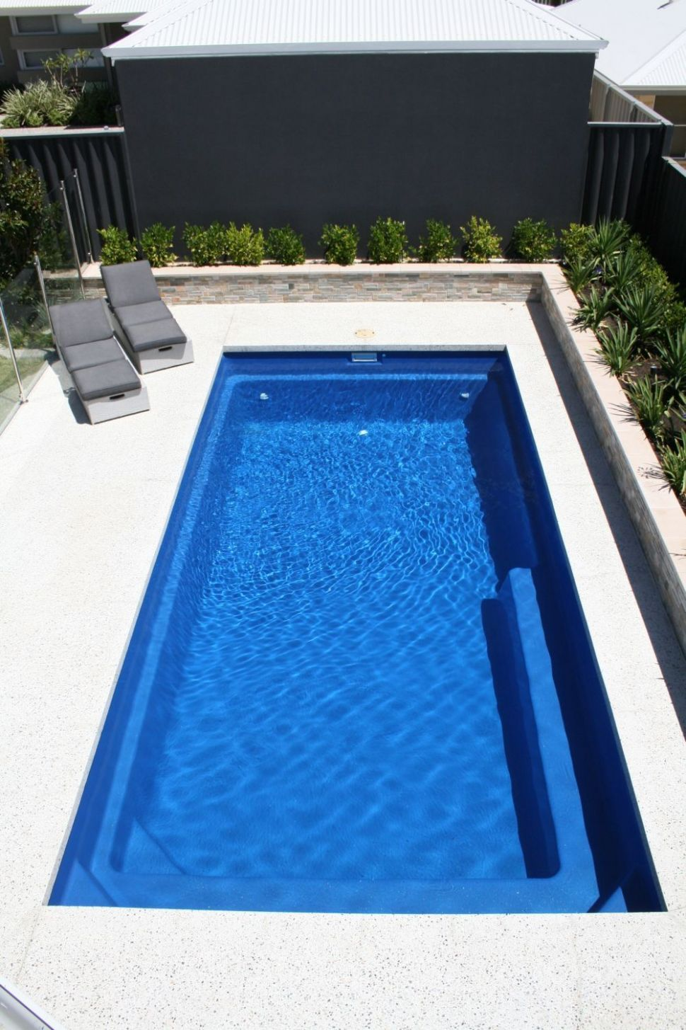 Concrete Pool Surrounds Perth (With images) | Concrete pool ...