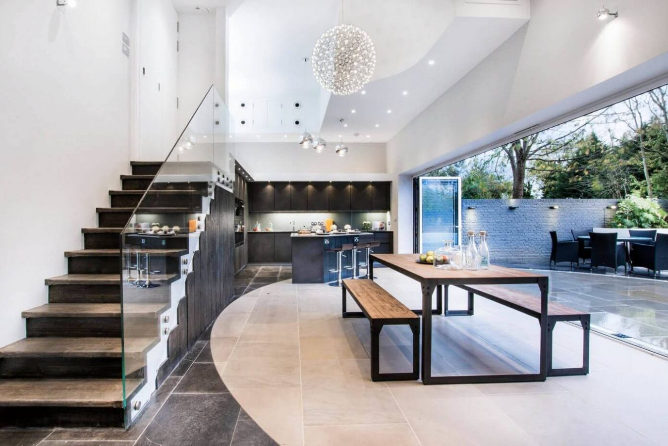 Contemporary House In London Houses Uk England Home Elements And ...