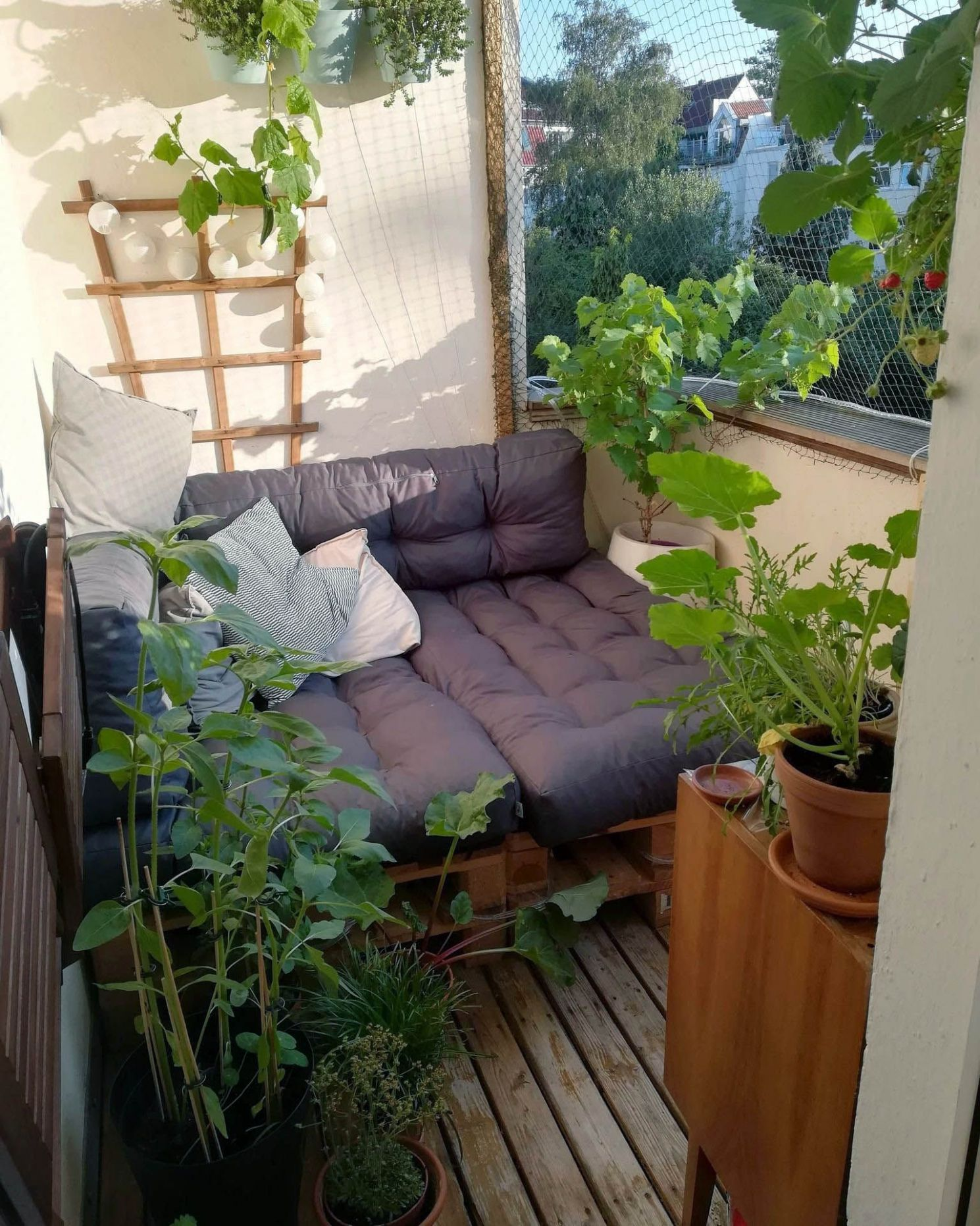 Cool balcony cover ideas exclusive on homesable home decor ..