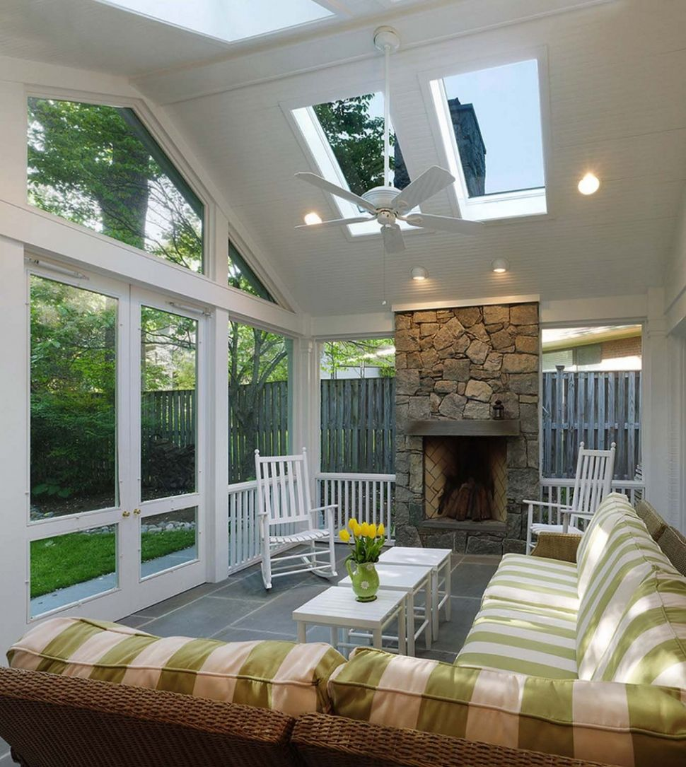 Cool screened in porch & sunroom ideas to try at your house - sunroom ideas australia