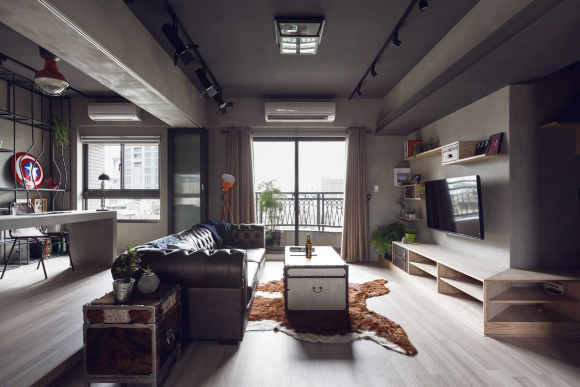 cool-urban-apartment | Interior Design Ideas.