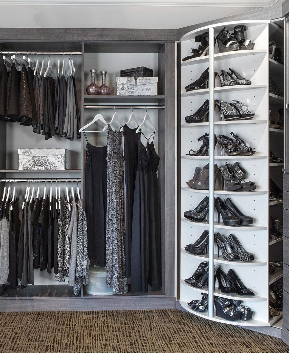 Corner closet ideas to help you maximize your space