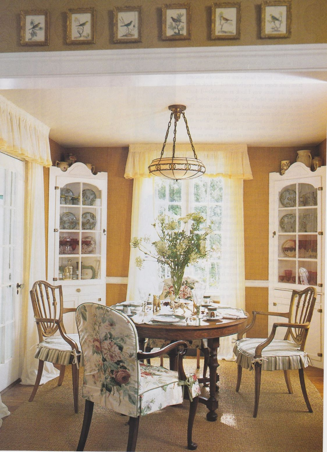 Country Cottage Dining Room My House Style Ideas Interior And ...