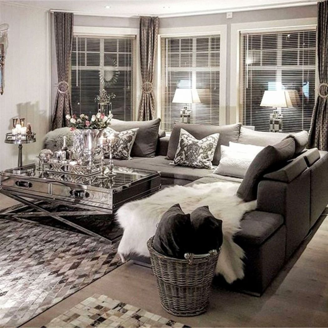 Cozy Neutral Living Room Ideas - Earthy Gray Living Rooms To Copy ..