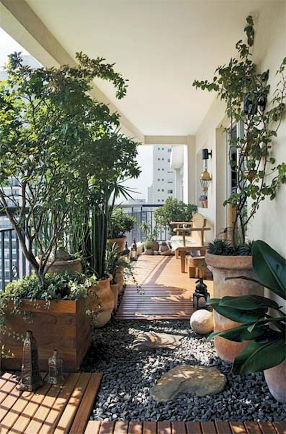 Cozy small balcony makeover ideas (12 | Patio garden, Balcony ..