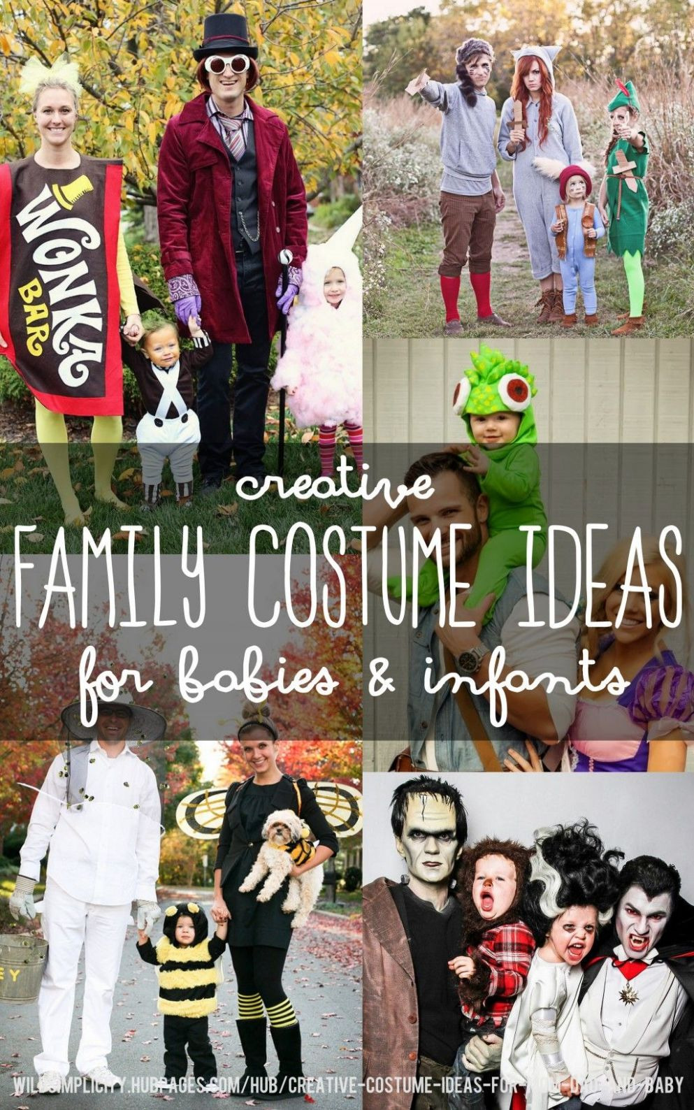 Creative DIY Costume Ideas For Mom, Dad and Baby // Themed Family ..