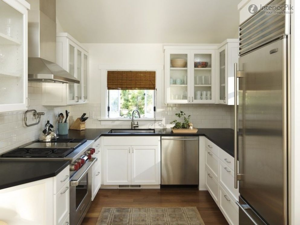 Creative Ideas 11 X 11 Kitchen Remodel | Small kitchen layouts ..