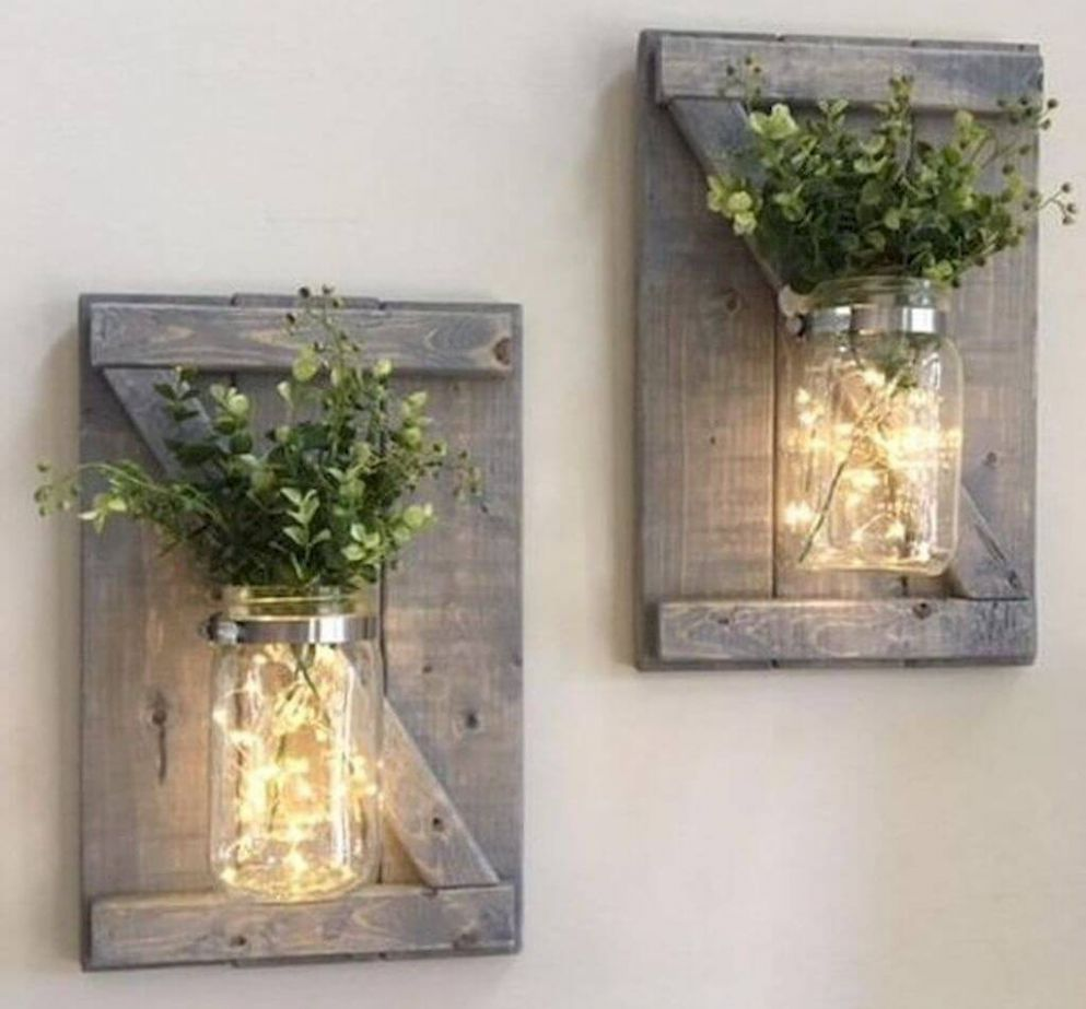 Creative Things For Home Decoration - Images Home Collections - diy home decor things