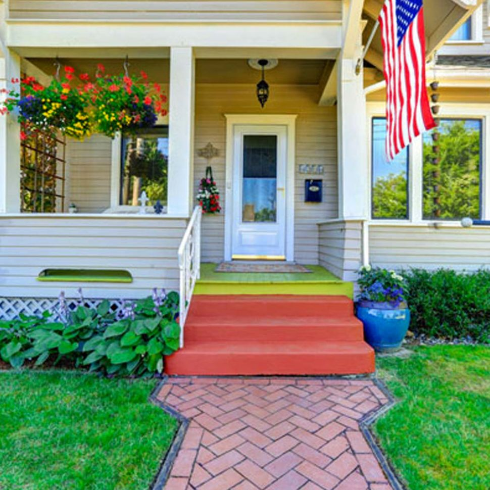 Curb Appeal Landscaping Ideas - The Home Depot