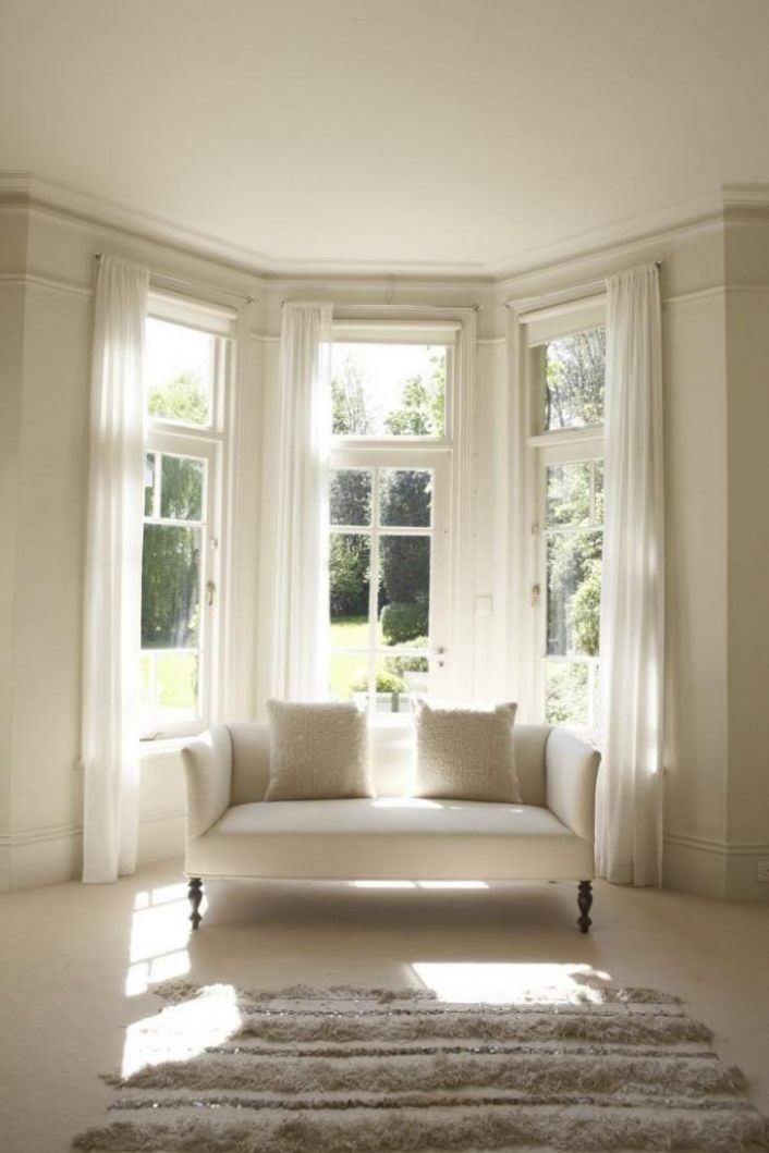Curtain Designs For Bay Windows Window Dining Room Used Sale ..