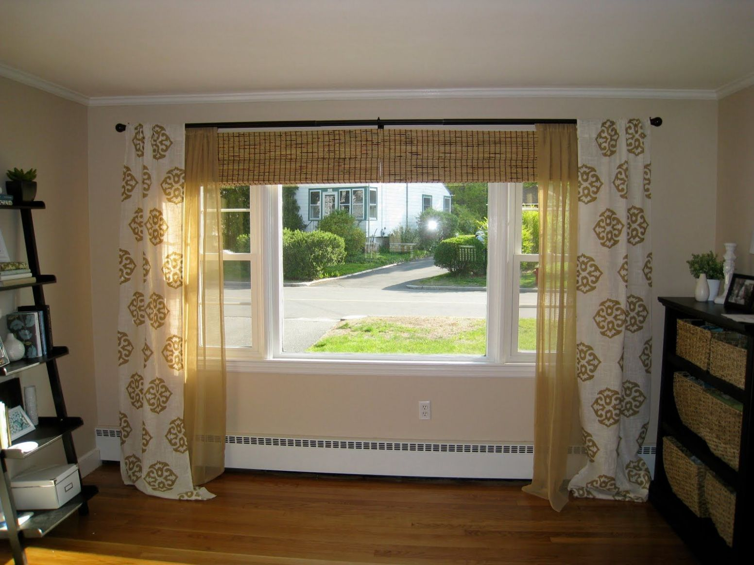 Curtains Round 8 (With images) | Window treatments living room ..