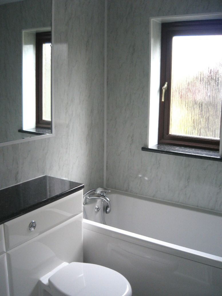 Curved Bathroom Wall Paneling Installing Sheeting Decor Ideas ..