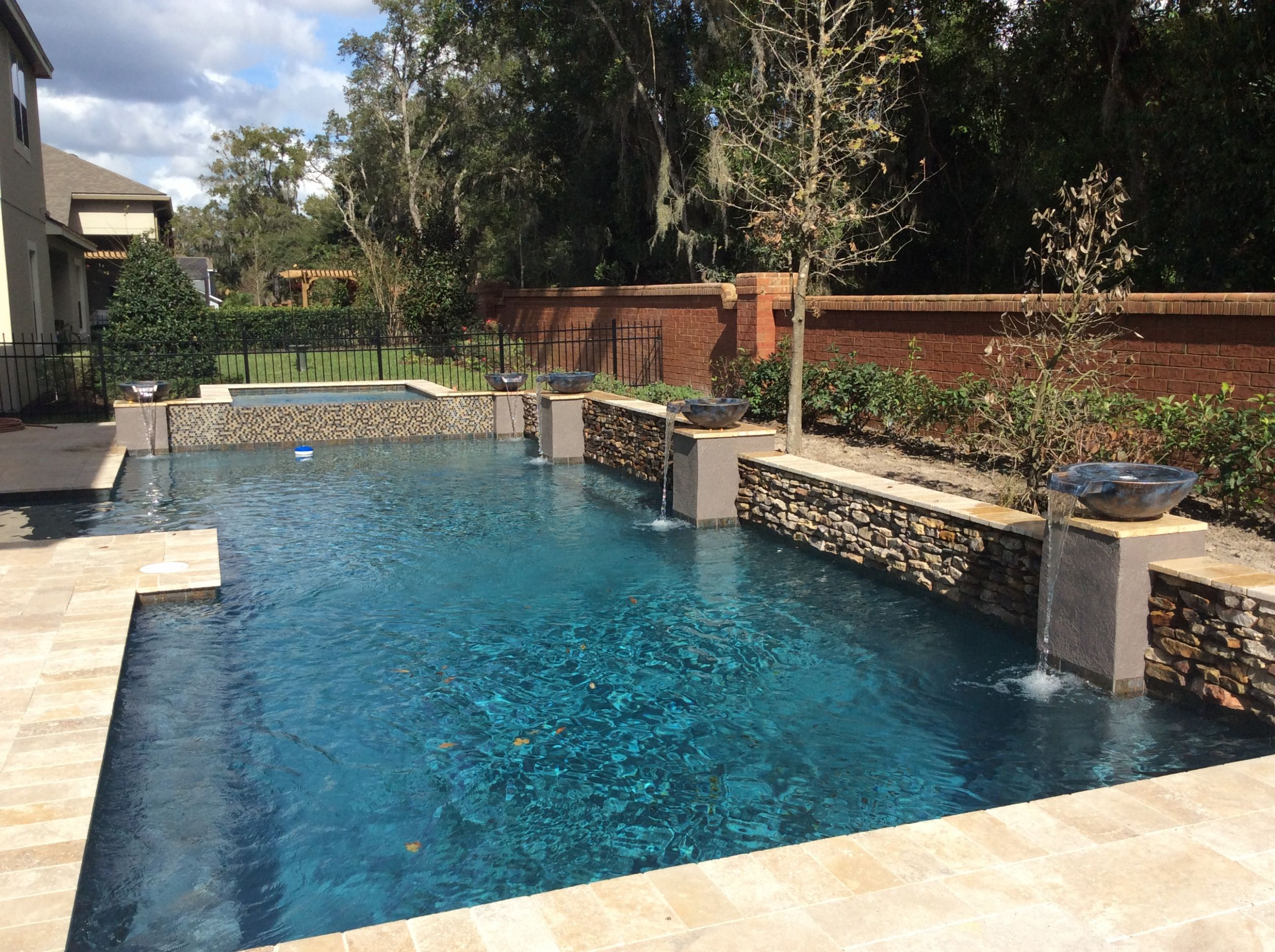 Custom Swimming Pool Design Pictures | Pool Design Photos