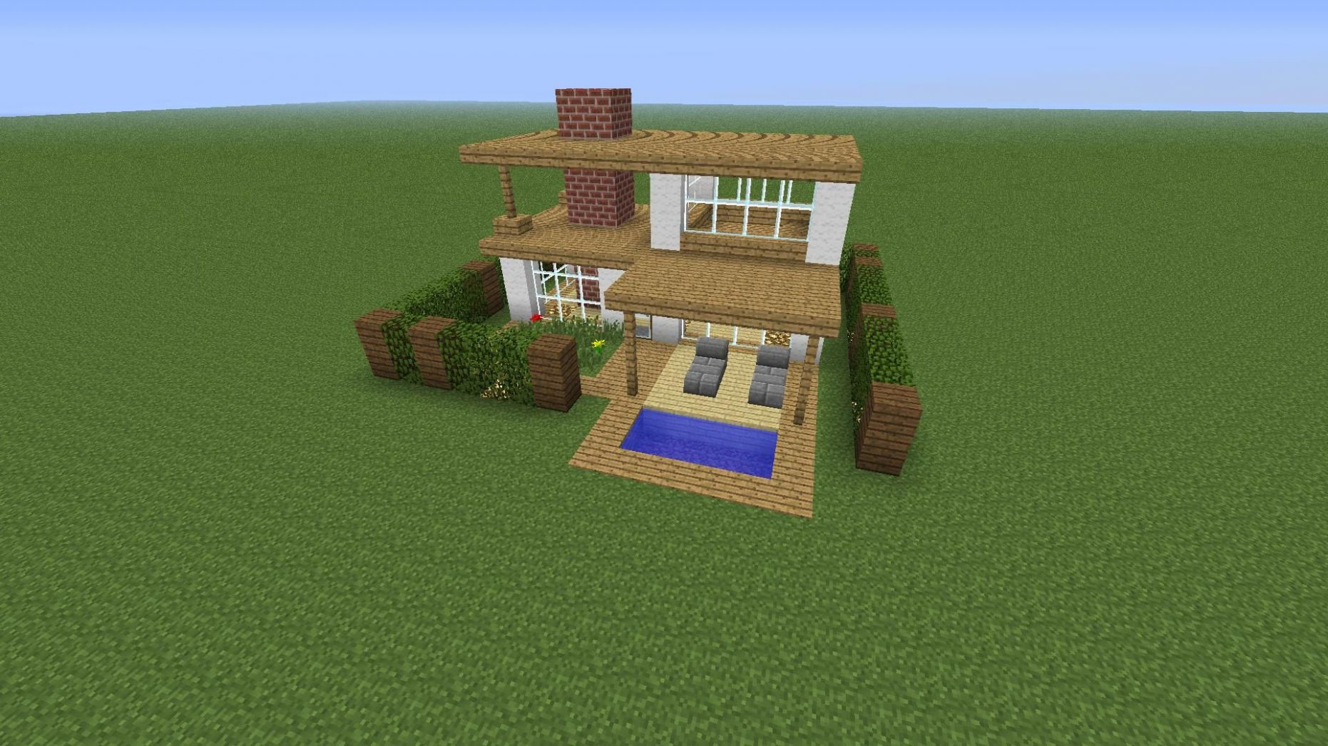 Dashing Minecraft House Ideas Easy on Minecraft Inspiration with ..