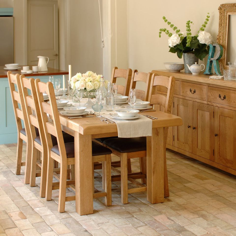 Dazzling Extendable Dining Table Vogue East Anglia Farmhouse ..